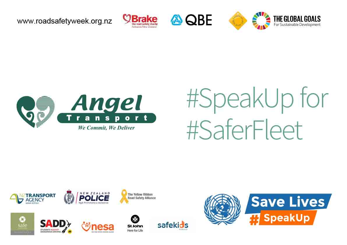 angel transport speakup for saferfleet